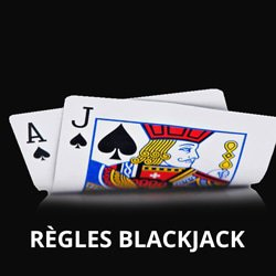 regles blackjack en ligne